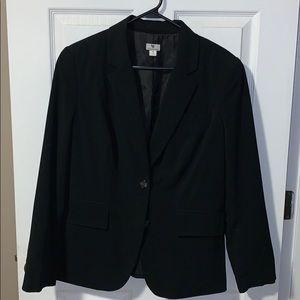 Black blazer (worn once)
